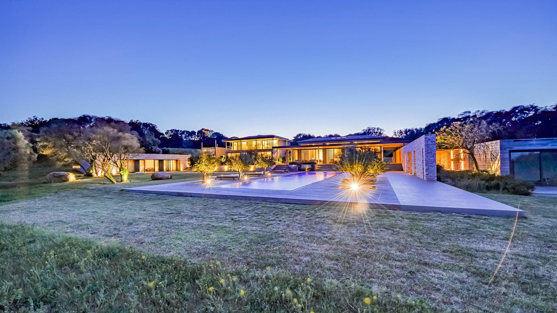 Villa Terre Du Sud immobilier de luxe en corse : porto vecchio, bonifacio, cala